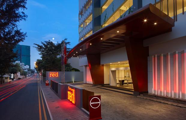 фотографии отеля Cinnamon Red изображение №15