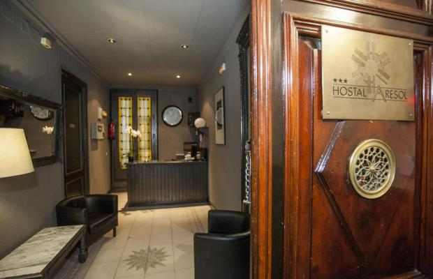 фотографии отеля Hostal Aresol изображение №19