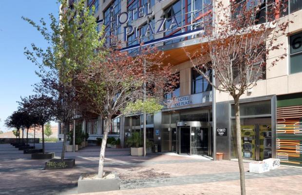 фотографии отеля Exe Plaza (ex. Exe Puerta Castilla; Silken Puerta Castilla) изображение №23