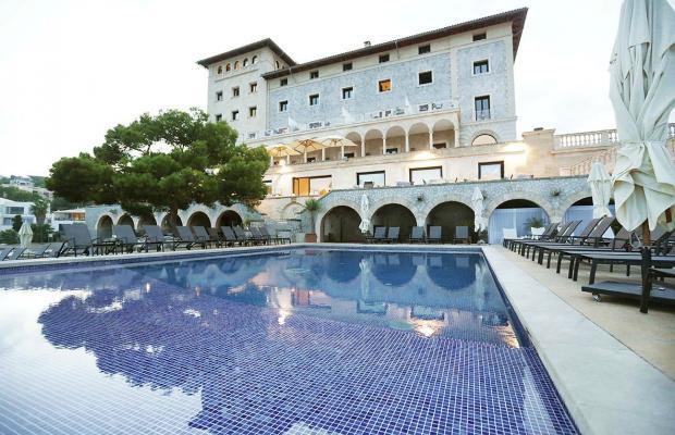 фотографии отеля Hospes Maricel Mallorca & Spa изображение №27