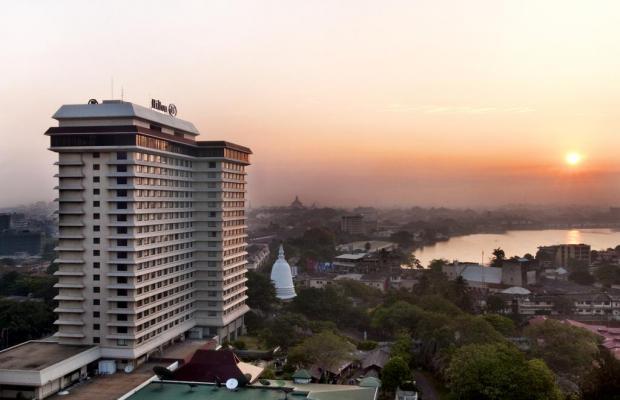 фотографии отеля Hilton Colombo изображение №31