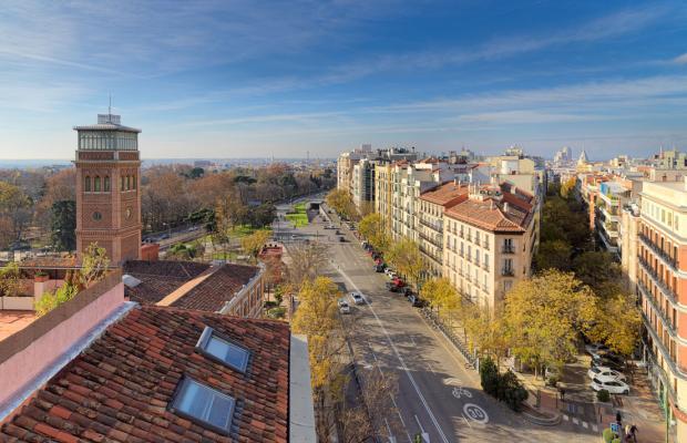 фото отеля H10 Puerta de Alcala (ex. Hotel NH Madrid Puerta de Alcala) изображение №21