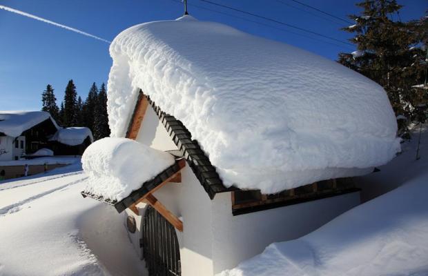 фотографии отеля Montana Oberlech изображение №19