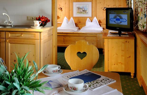 фото отеля Pension Alpenrose изображение №9