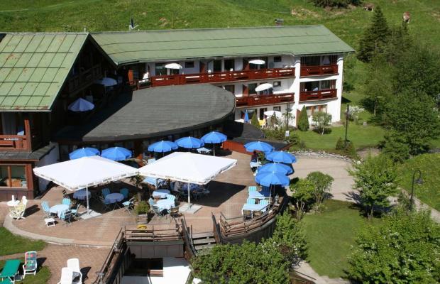 фотографии отеля IFA Alpenhof Wildental Hotel изображение №27