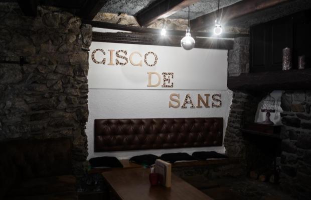фотографии отеля Hostal Cisco De Sans изображение №19