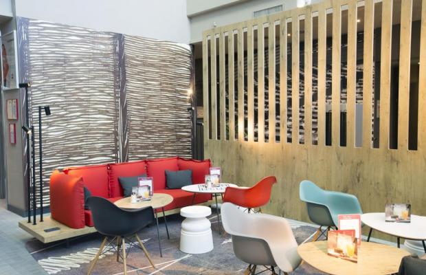 фото отеля ibis Linz City изображение №5