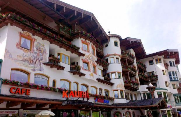 фото отеля Neu-Hintertux Hotel Gletscher & Spa изображение №37