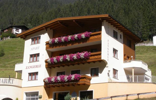 фотографии отеля Apart Zangerle изображение №15