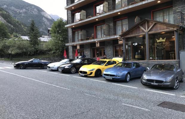 фотографии отеля Hotel Erts изображение №3