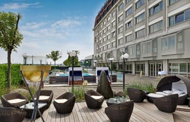 фото Hilton Vienna Danube Waterfront изображение №6