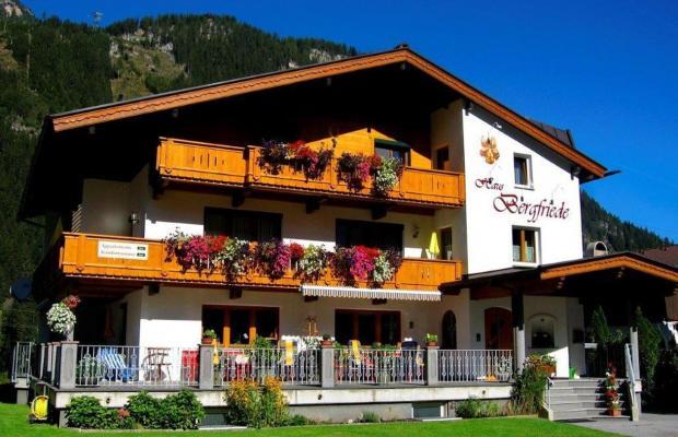 фотографии отеля Bergfriede изображение №19