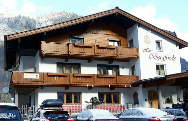 фото отеля Bergfriede изображение №1