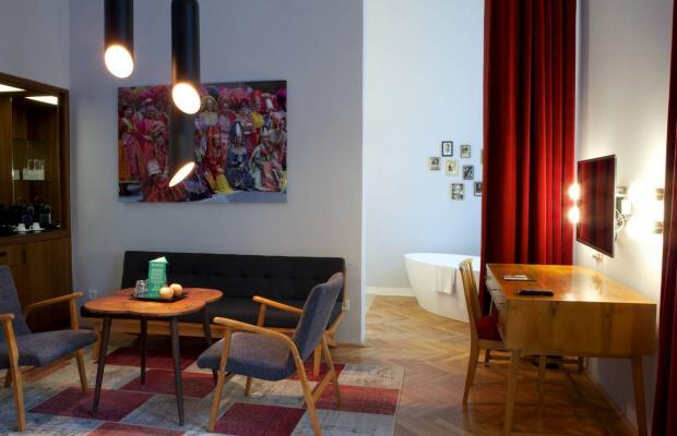 фотографии отеля Altstadt Vienna изображение №7