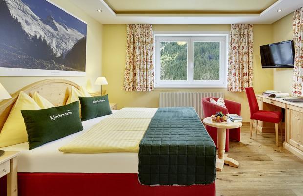 фотографии отеля Nationalparkhotel Klockerhaus изображение №7