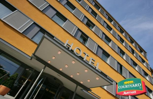 фото отеля Courtyard by Marriott Vienna Schoenbrunn изображение №21