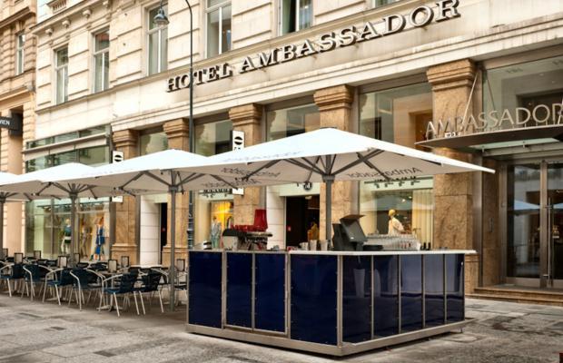 фотографии отеля Hotel Ambassador изображение №3