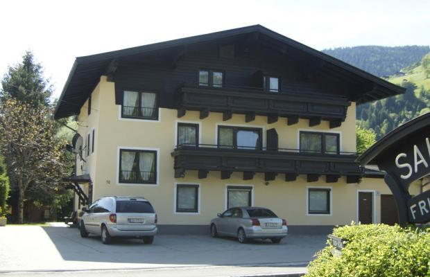 фото отеля Pension Alpina изображение №1