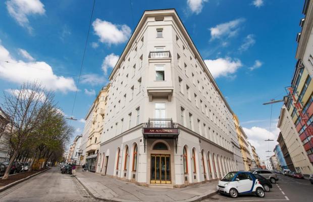 фото отеля MyNext Augarten Hostel (ex. Am Augarten Hotel) изображение №1