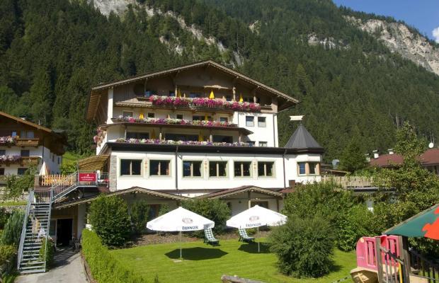 фото отеля Alpin-Hotel Schrofenblick изображение №5
