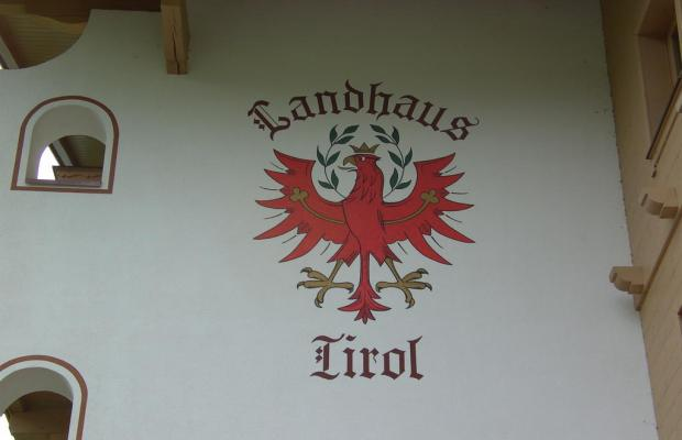 фотографии отеля Landhaus Tirol изображение №7