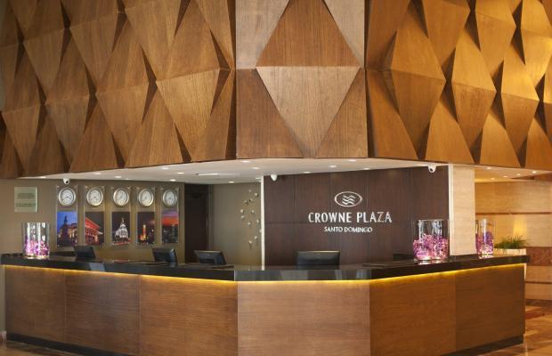 фотографии отеля Crowne Plaza Santo Domingo (ex. V Centenario Santo Domingo изображение №11