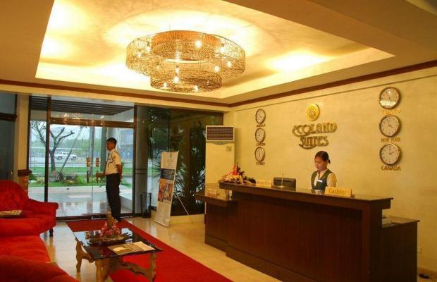 фотографии отеля Ecoland Suites изображение №15