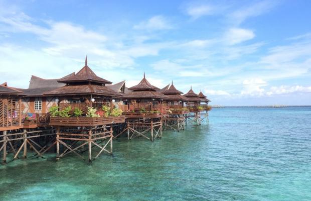 фотографии отеля Sipadan Mabul Resort изображение №15