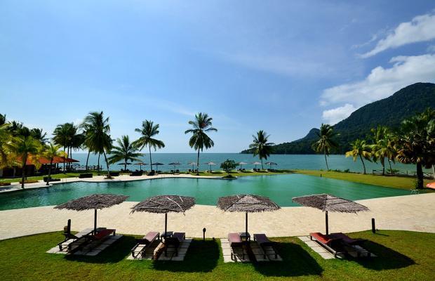 фотографии Damai Puri Resort & Spa (ех. Holiday Inn Damai Lagoon) изображение №12
