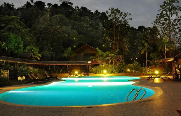 фотографии отеля Aiman Batang Ai Resort & Retreat (ех. Hilton Batang Ai Longhouse) изображение №11