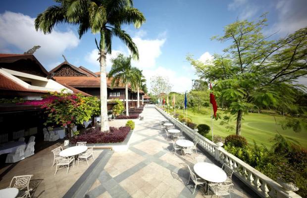 фотографии отеля Pulai Springs Resort изображение №7