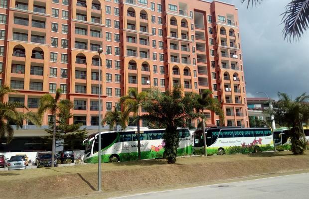 фотографии отеля Bukit Gambang Resort City изображение №3