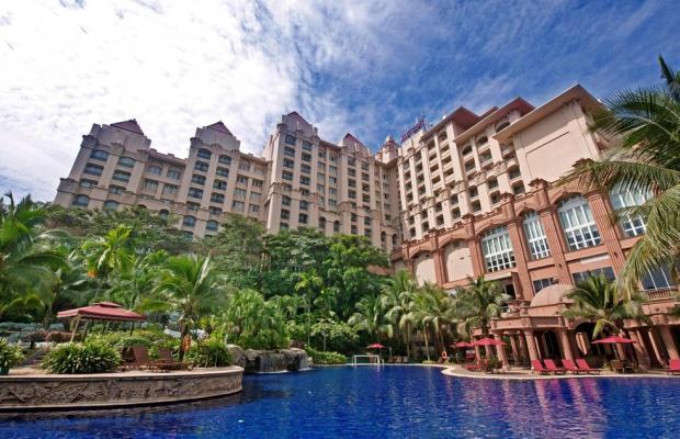 фото отеля Marriott Putrajaya изображение №1