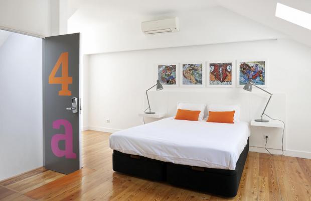 фотографии отеля Hello Lisbon Santos Apartments изображение №11