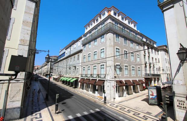 фото отеля Lisboa Prata Boutique Hotel изображение №1