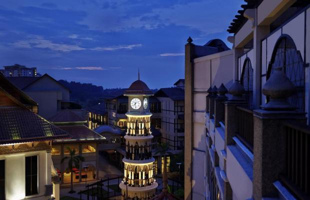 фотографии отеля Pullman Putrajaya Lakeside изображение №19