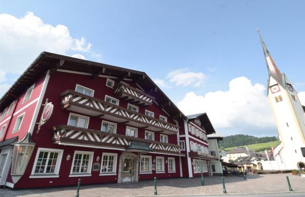 фото Hotel Der Abtenauer (ex. Rother Ochs) изображение №26