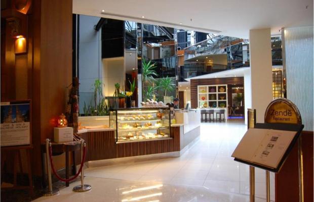 фото Seri Pacific Hotel Kuala Lumpur (ех. Best Western Premier Seri Pacific Hotel Kuala) изображение №22