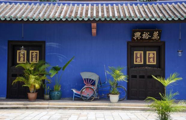 фотографии отеля Cheong Fatt Tze - The Blue Mansion изображение №27