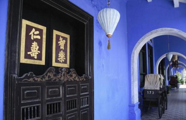 фотографии Cheong Fatt Tze - The Blue Mansion изображение №24