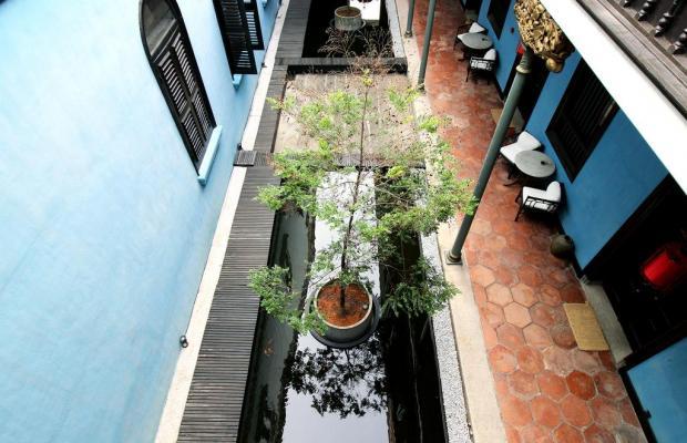 фото отеля Cheong Fatt Tze - The Blue Mansion изображение №13