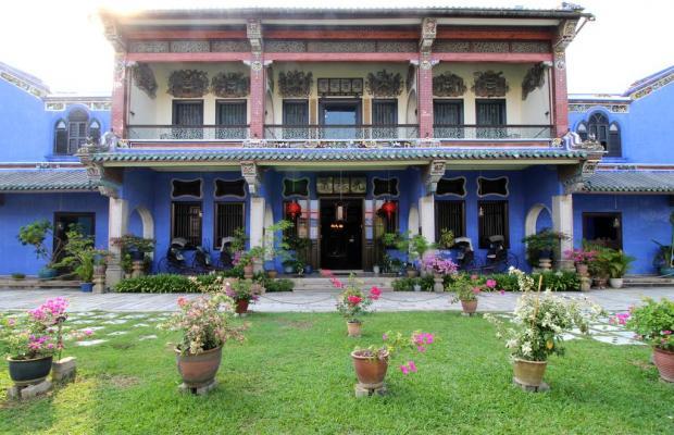 фотографии Cheong Fatt Tze - The Blue Mansion изображение №12