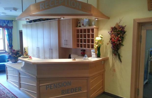 фотографии отеля Pension Rieder изображение №19