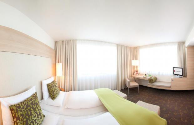 фото H+ Hotel Salzburg (ex. Ramada Hotel Salzburg City Centre) изображение №34