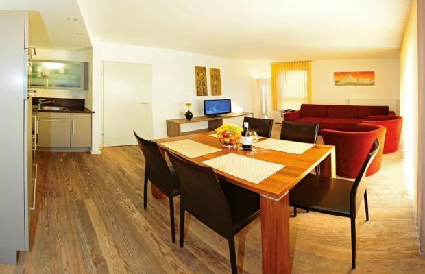 фотографии отеля Aparthotel der Gletscherblick (ex.Sun Snow Golf Aparthotel Kaprun) изображение №11