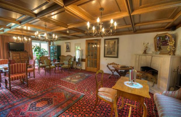 фотографии отеля Thermenhotels Gastein Alpina изображение №23