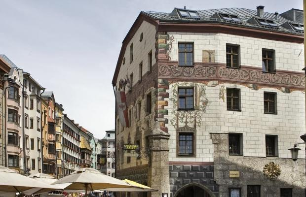фото отеля BEST WESTERN Plus Hotel Goldener Adler Innsbruck изображение №1