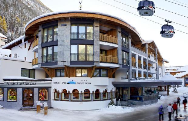 фото отеля Hotel Tirol - Alpin Spa изображение №1