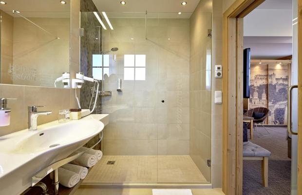фото Hotel Gabi (ex. Wohlfuhlhotel Gabi - Wals) изображение №26