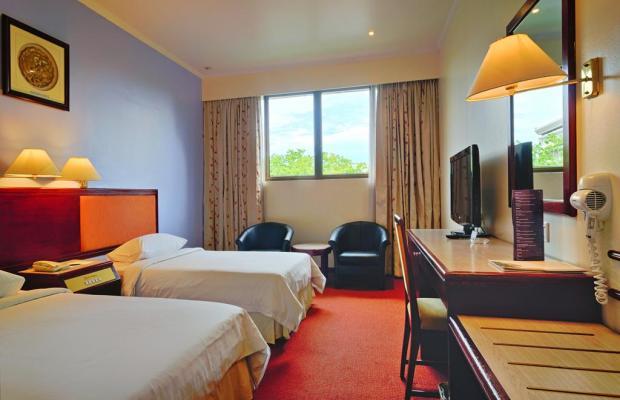 фотографии отеля Shangri-La Kota Kinabalu изображение №27
